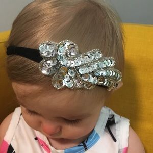 Other - Beautiful sequins headband